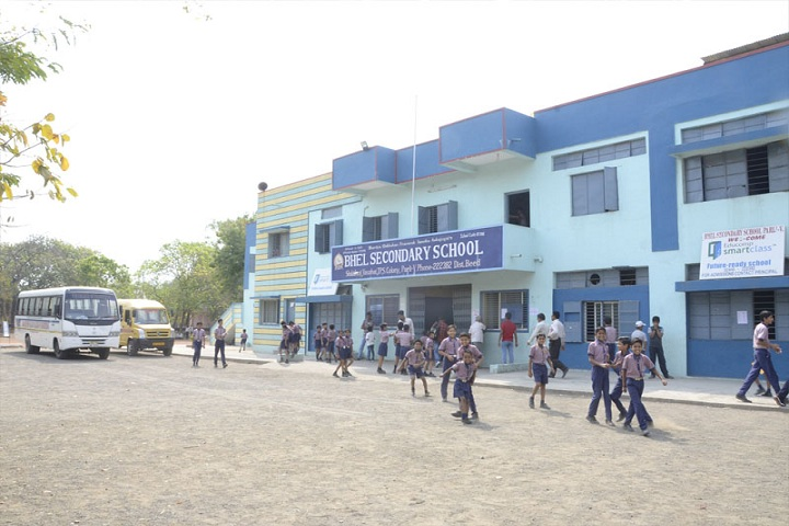 Bhel Secondary School-School View