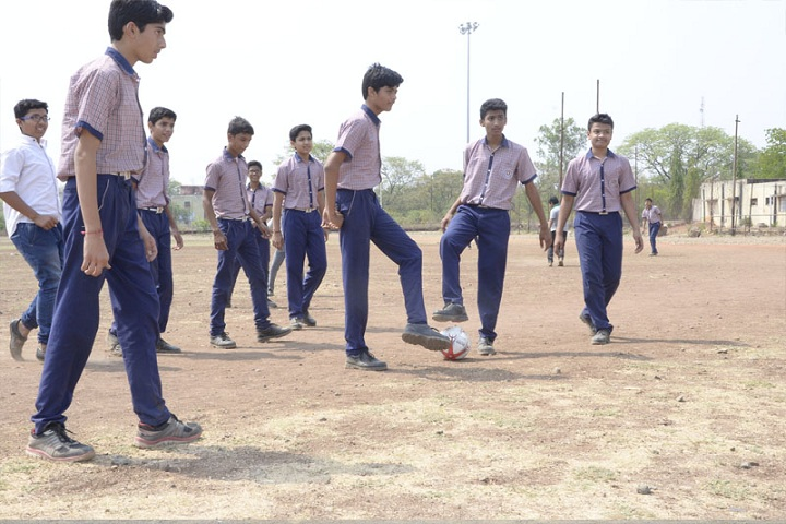 Bhel Secondary School-Sports
