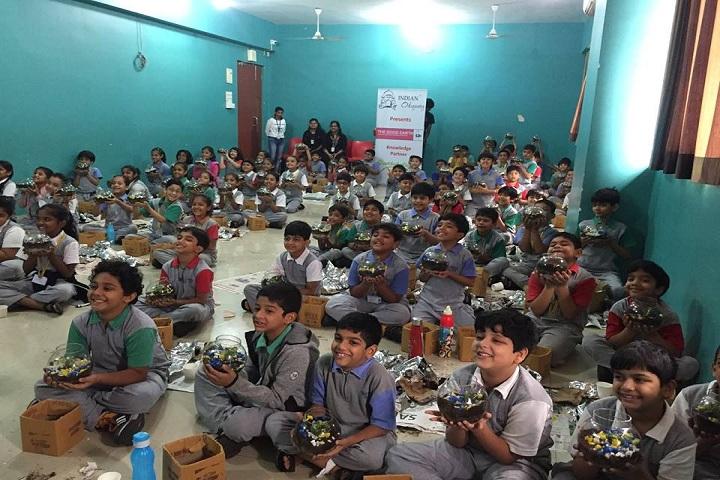 Billabong High International School-Activity