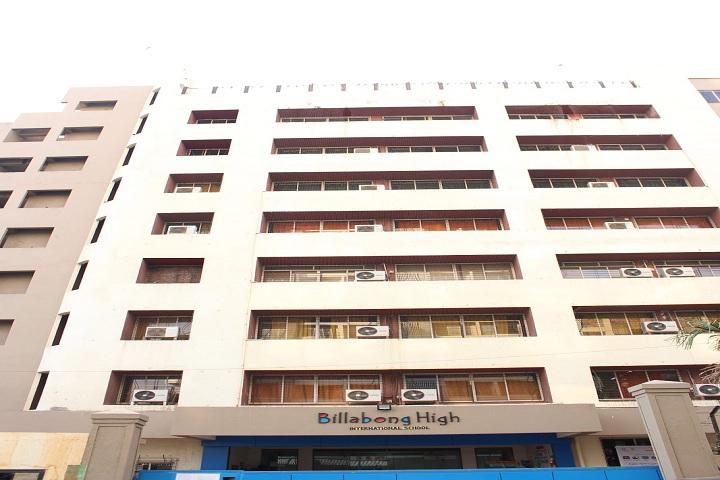 Billabong High International School-Campus Front View