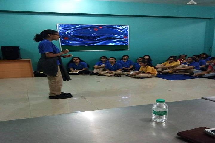 Billabong High International School-English Elocution Competition