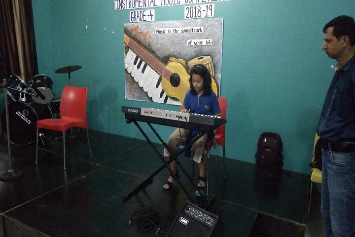 Billabong High International School-Music Competition