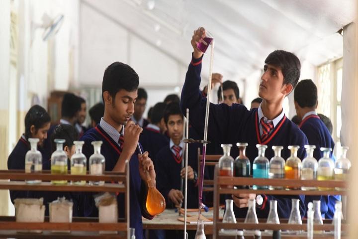 Billimoria High School-Chemistry Lab