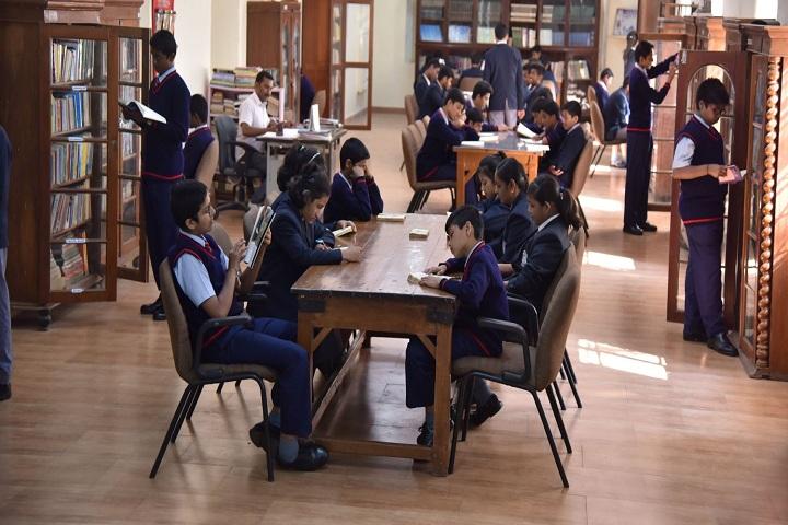 Billimoria High School-Library