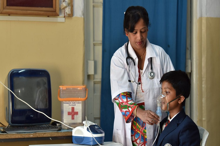Billimoria High School-Medical Checkup