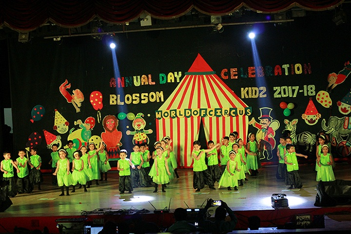 Blossom Public School-Annual Day