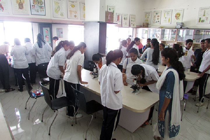 Blossom Public School-Biology Lab