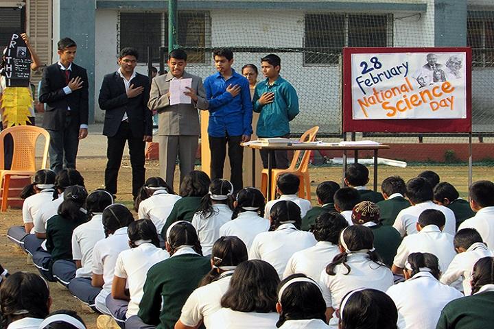 Blossom Public School-Science Day Celebration
