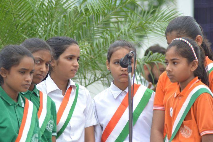 Chauhan Public School- Republic Day