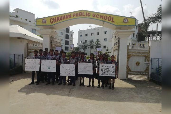 Chauhan Public School- Event