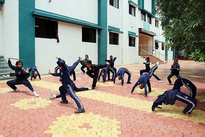 Blossom Public School-Karate