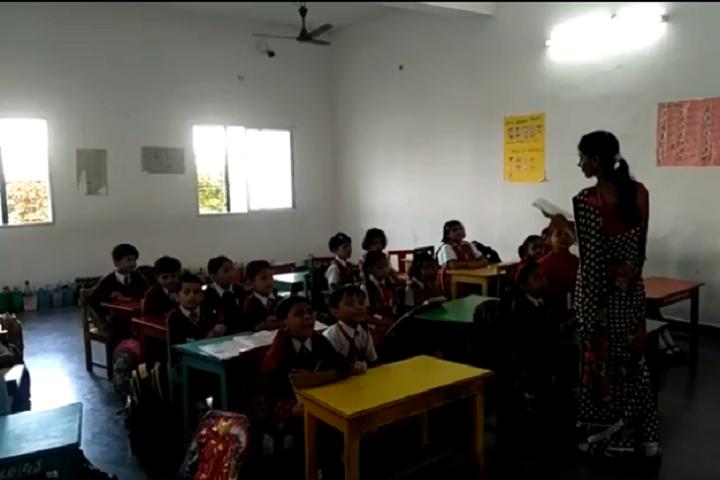 Bright Scholars School-Classroom