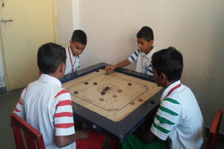 Bright Scholars School-Indoor-Games