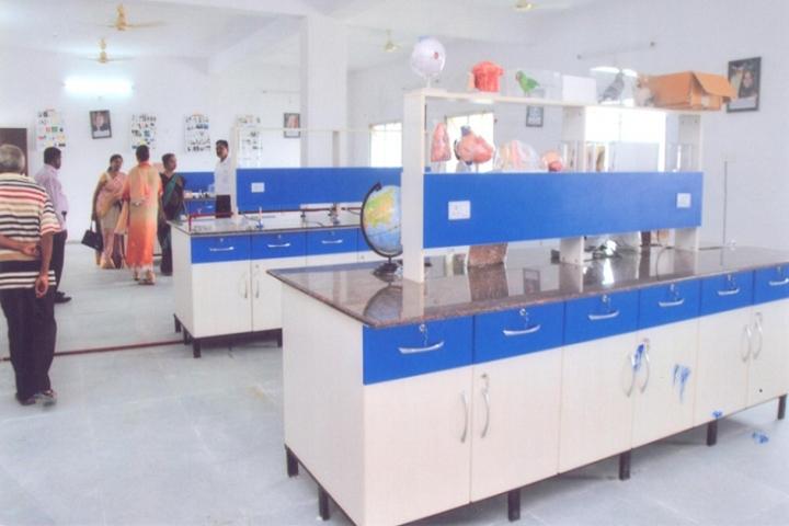 Bright Scholars School-Science Lab