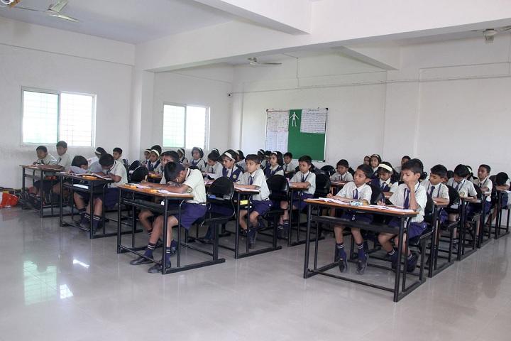Buds International School-Classroom