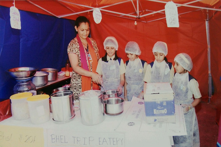 Buds International School-Cooking Activity