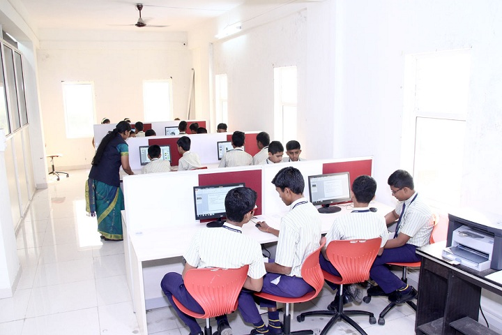 Buds International School-IT Lab
