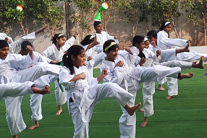 Buds International School-Karate