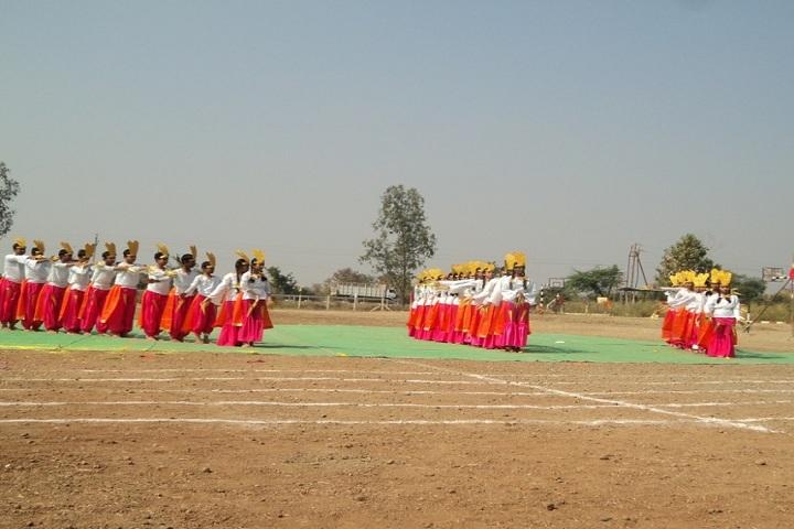 Carmel Academy-Cultural Dance