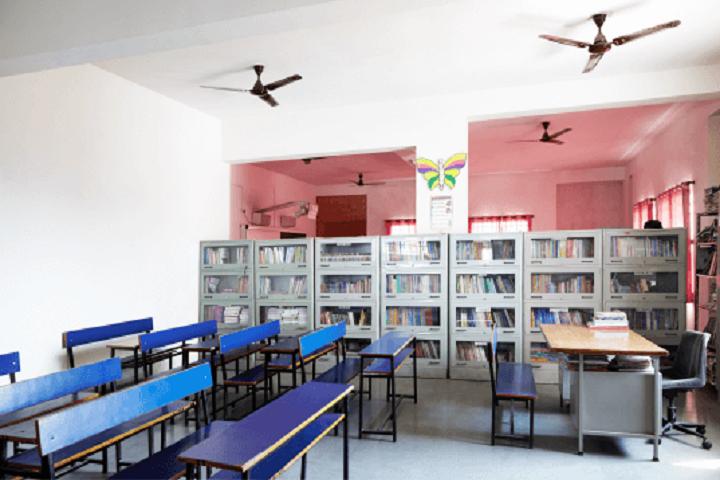 Central India Public School-Library
