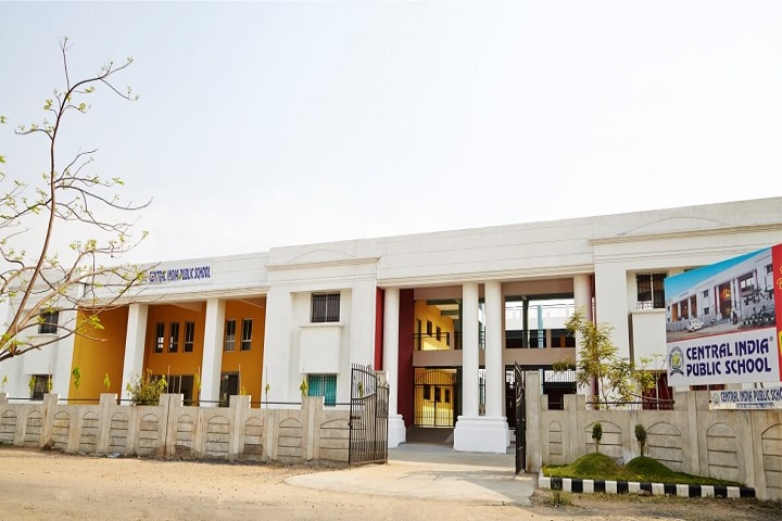 Central India Public School-Campus View