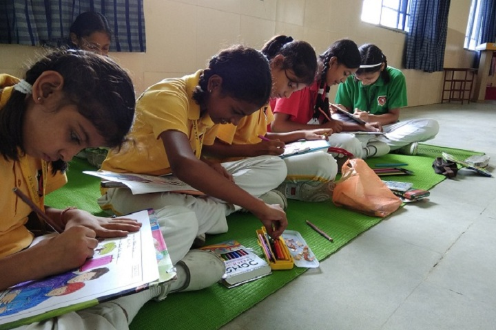 Central Public School-Drawing Competition