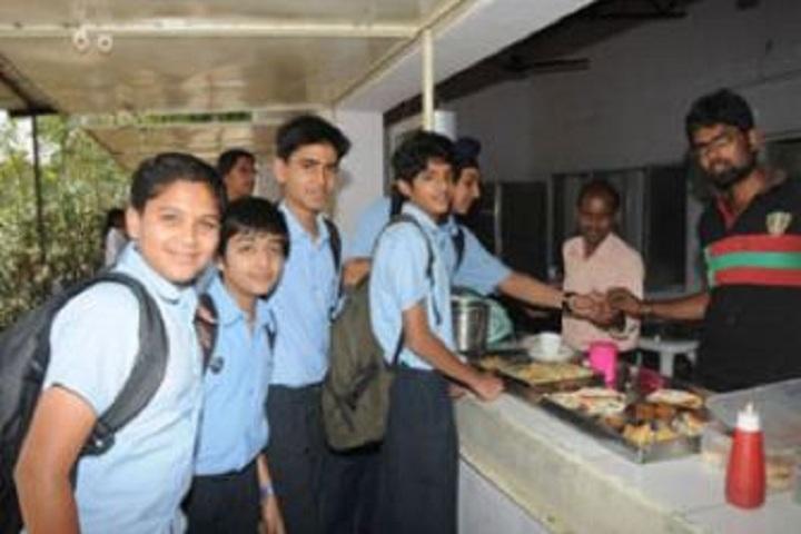 Centre Point School-Canteen