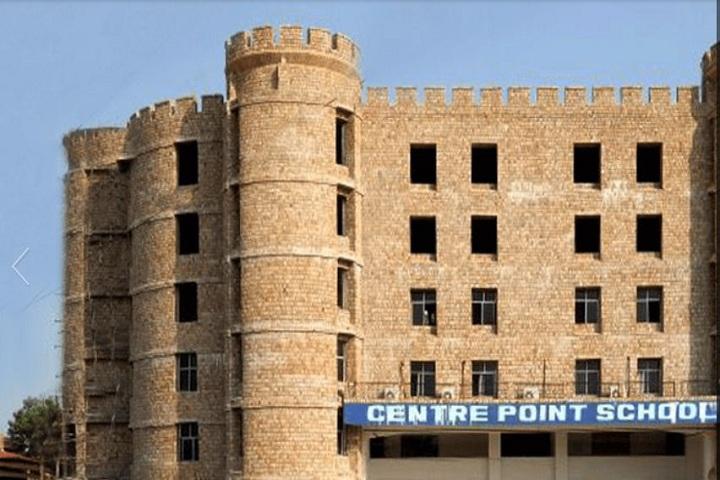 Center Point School-Campus View