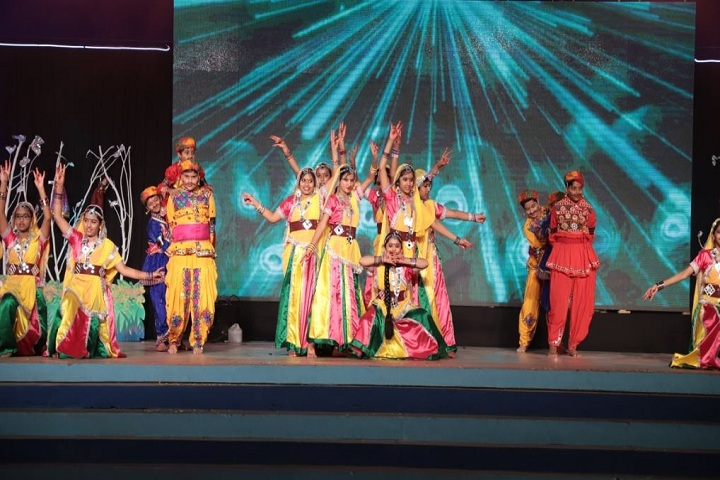Center Point School-Cultural Event