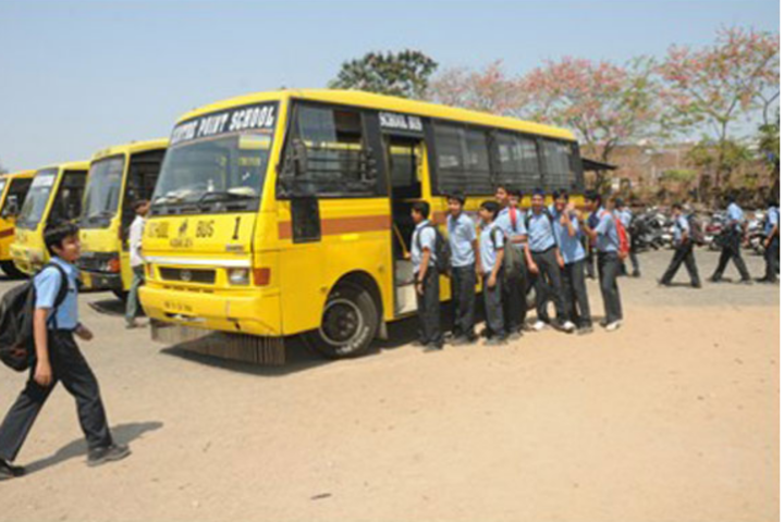 Centre Point School-Transport