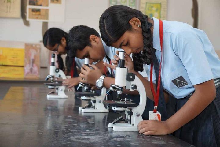 Chanda Public School-Biology Lab