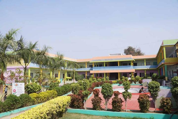 Chanda Public School-Campus View