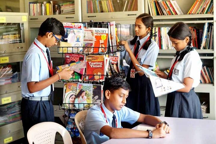 Chanda Public School-Library