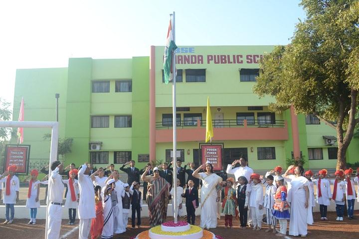Chanda Public School-Republic Day