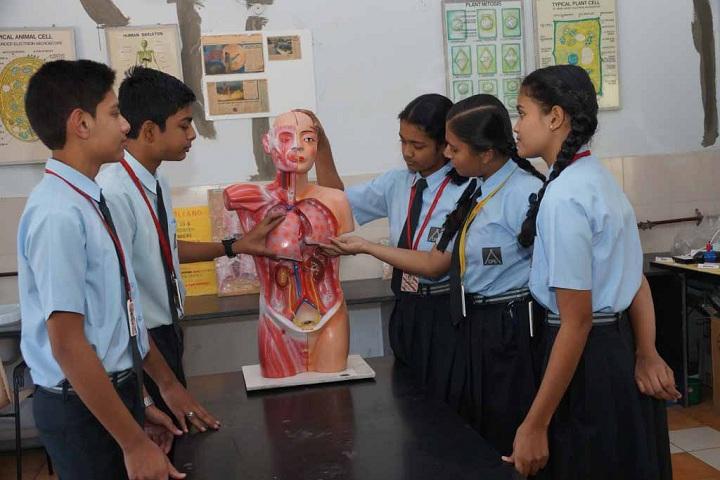 Chanda Public School-Science Lab
