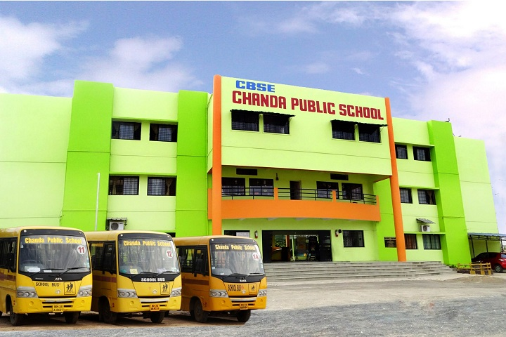 Chanda Public School-Transport