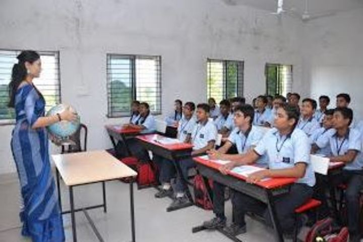 Channawars E Vidyamandir-Class Room
