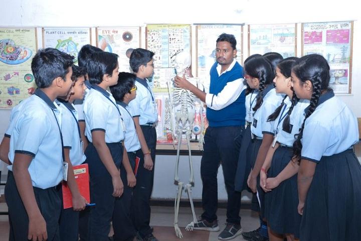 Channawars E Vidyamandir-Biology Lab