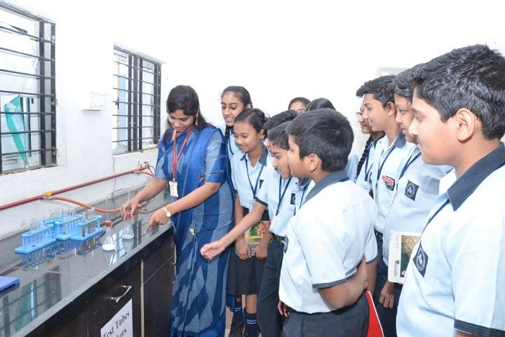 Channawars E Vidyamandir-Chemistry Lab