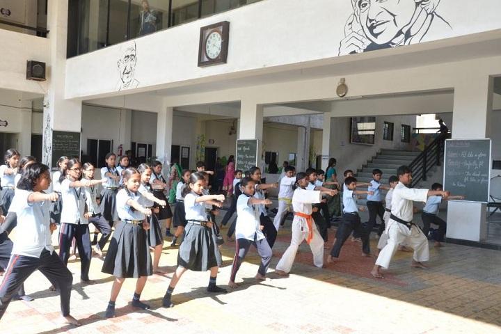 Channawars E Vidyamandir-Karate