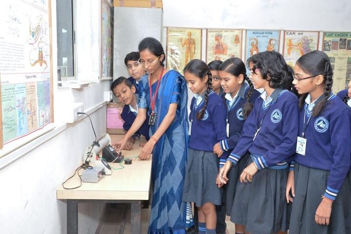 Channawars E Vidyamandir-Physics Lab