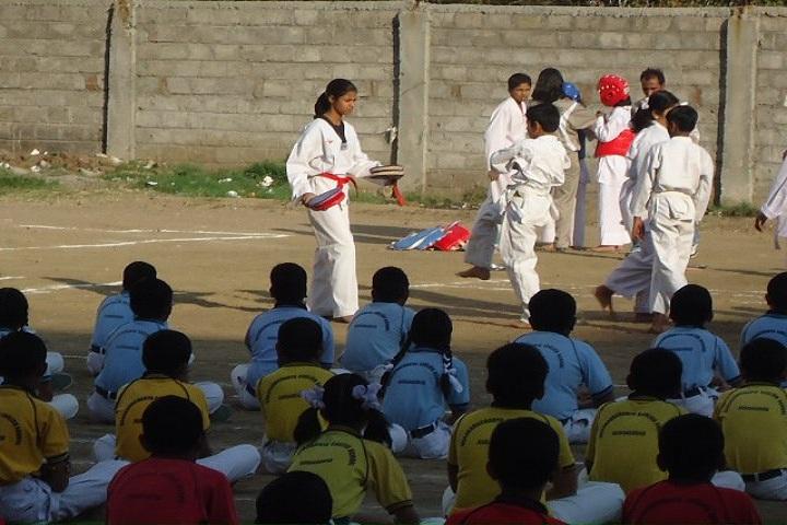 Chate School-Karate