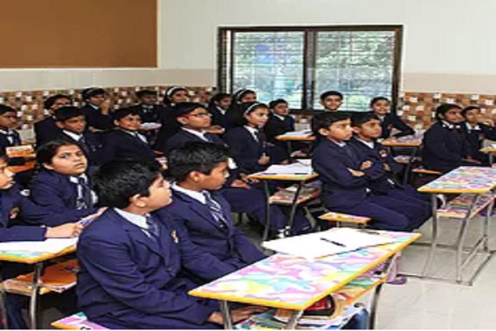 Chavara Public School-Classroom