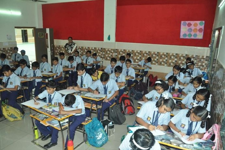 Chavara Public School-Drawing Competition