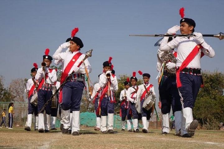 Chavara Public School-Sports Day
