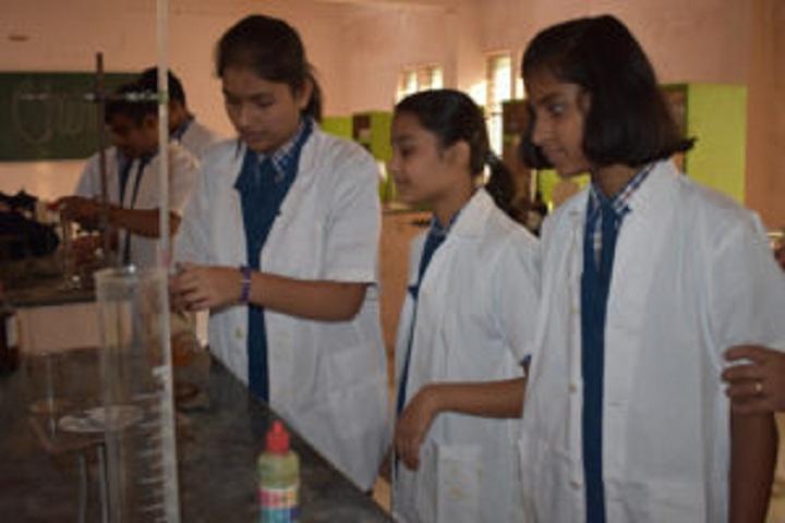 Chhatrapati Shivaji Public School-Chemistry Lab