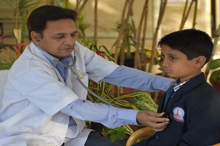 Chhatrapati Shivaji Public School-Medical Checkup