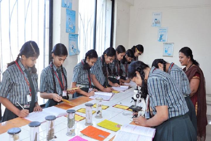 City International School-Biology Lab