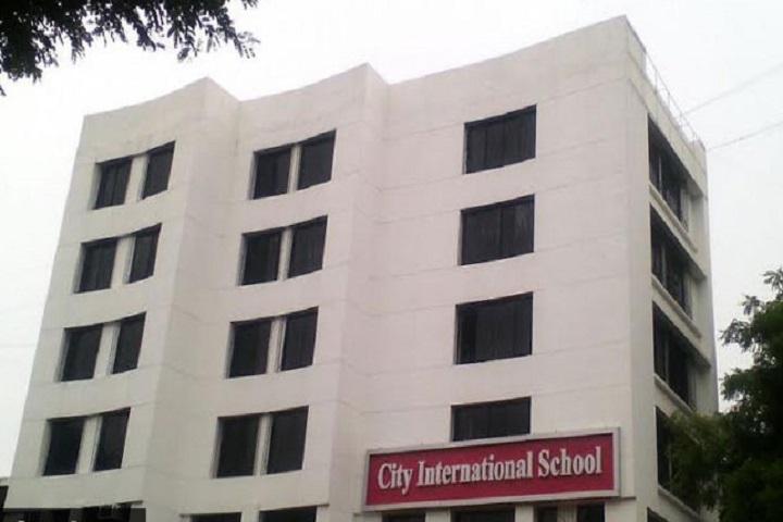 City International School-Building