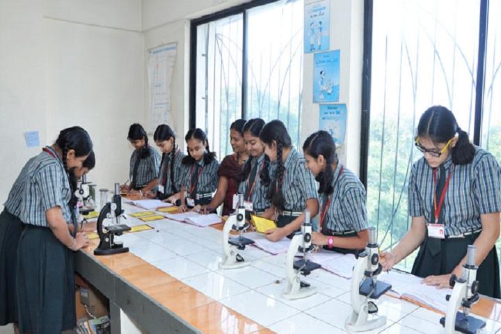 City International School-Chemistry Lab